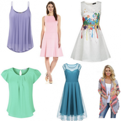 Spring Fashion & Beauty Must Haves