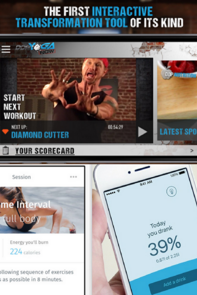 10 Motivating Health & Fitness Apps