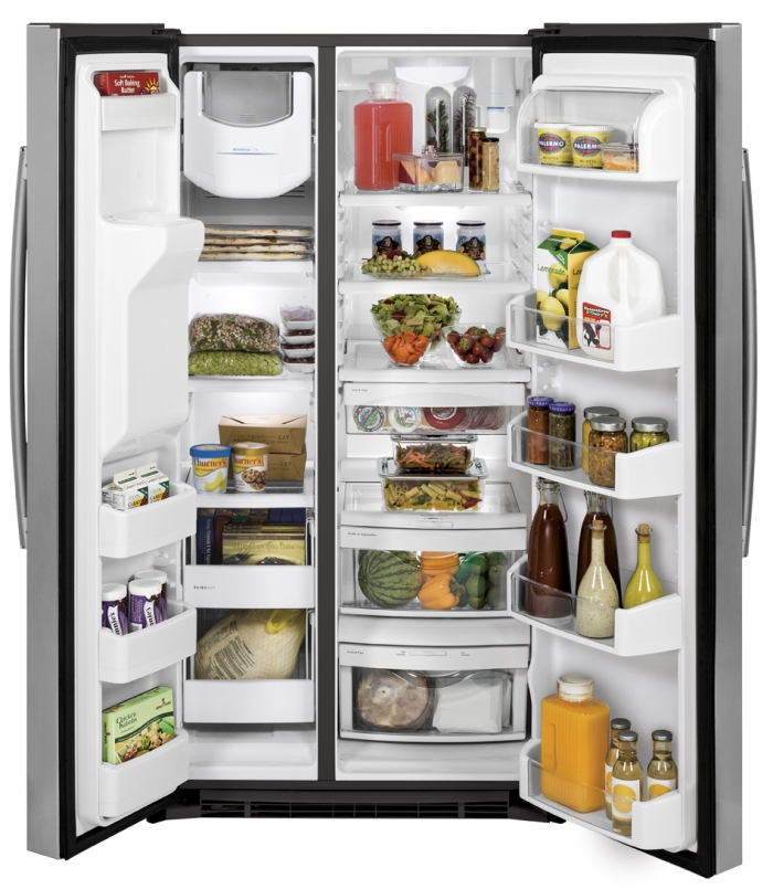 Best Buy GE Fridge