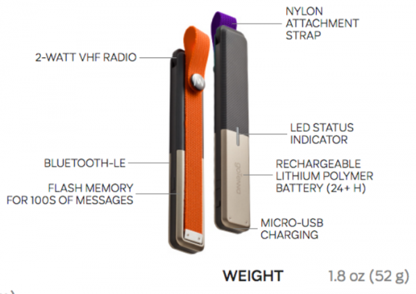 Camping & Off Grid Communication with goTenna