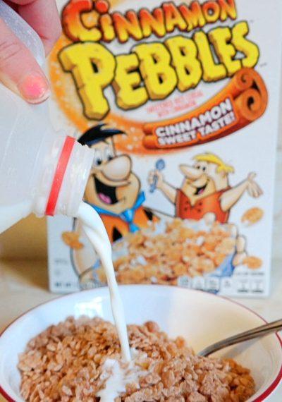 Cinnamon Pebbles Featured