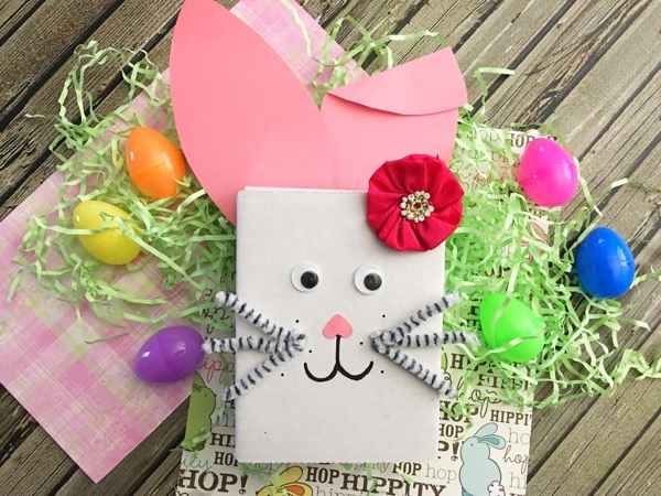 Easter Crafts For Kids - Easter Bunny Box