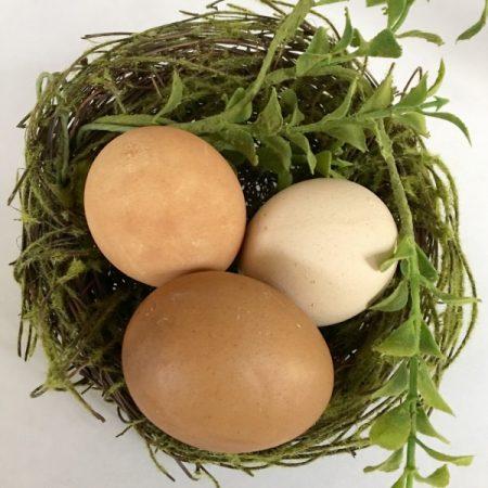 Easter Egg Decorating Ideas - Coffee Tea & Tumeric