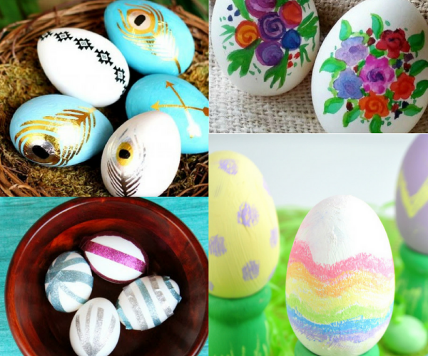 Easter Egg Decorating Ideas Featured