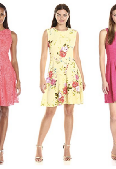 Fashion Find: Flattering Fit & Flare Dresses