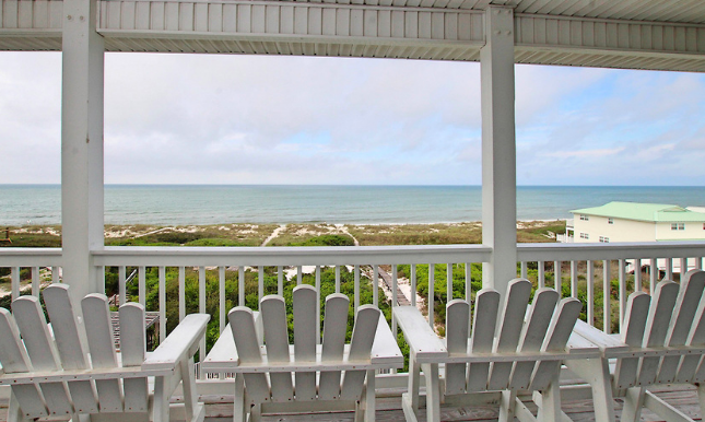 Florida's Best Kept Secret Cape San Blas View