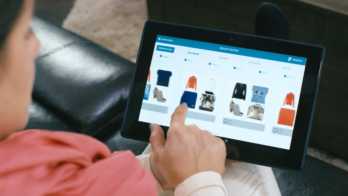 Hate Putting Away Clothes? ThreadRobe App