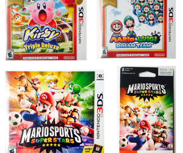 Nintendo 3DS Gift Guide Featured
