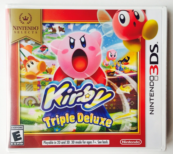 Nintendo 3DS Gift Guide - Kirby Triple Deluxe