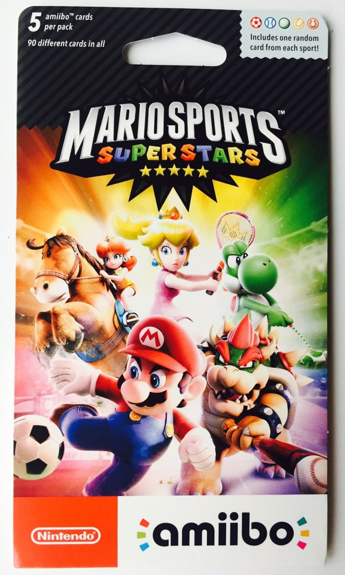Nintendo 3DS Gift Guide Mario Sports Amiibo