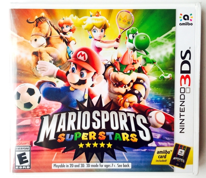 Nintendo 3DS Gift Guide Mario Sports Superstars