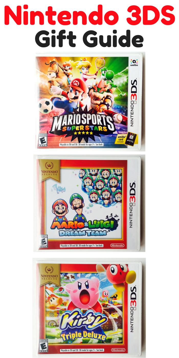 Nintendo 3DS Gift Guide