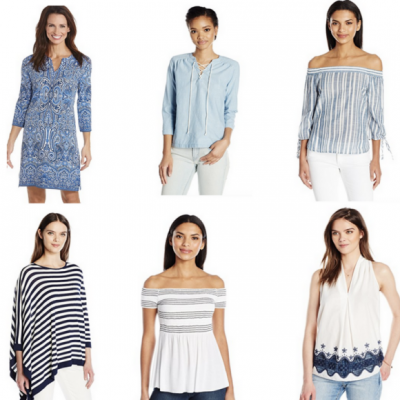 Fashion Find: Relaxing Weekend Looks