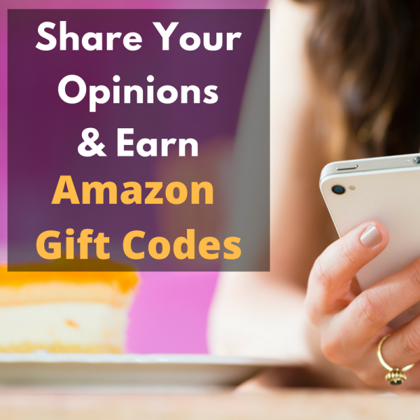 Share Your Opinions Earn Amazon Gift Codes Comcast