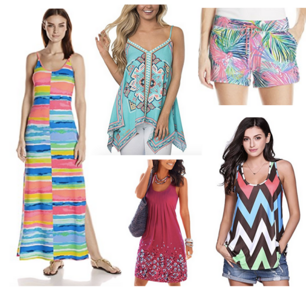 Summer Fashion & Beauty Must Haves
