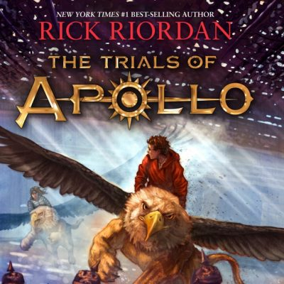 Enter To Win A Rick Riordan Dark Prophecy Prize Pack