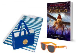 The Dark Prophecy Prize Pack