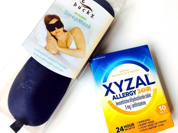 Xyzal Sleep Mask