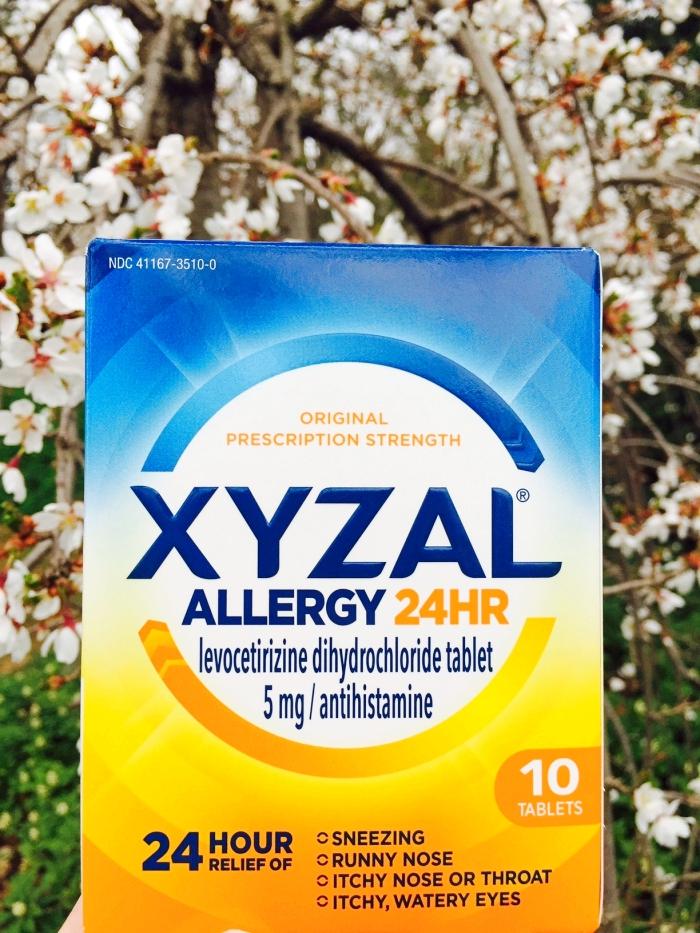 Xyzal Spring