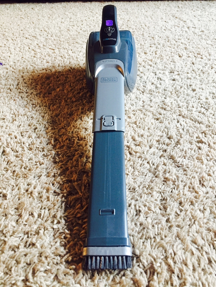 Black & Decker 2 in 1 Pet Vacuum Extension
