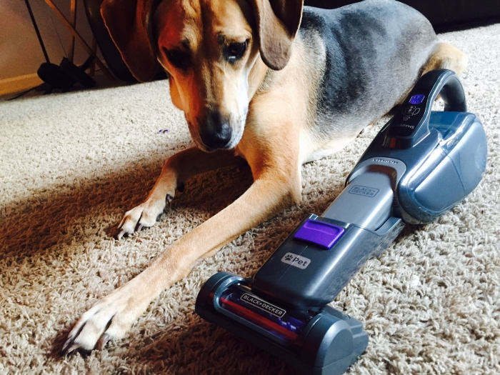 Black & Decker 2 in 1 Pet Vacuum Handheld