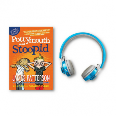 A Great New James Patterson Book For Middle Schoolers
