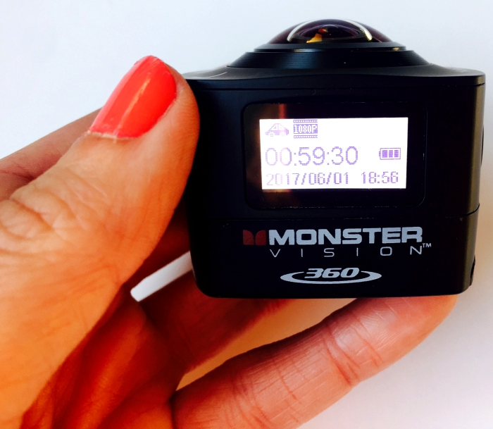 Monster Digital Vision 360 Camera