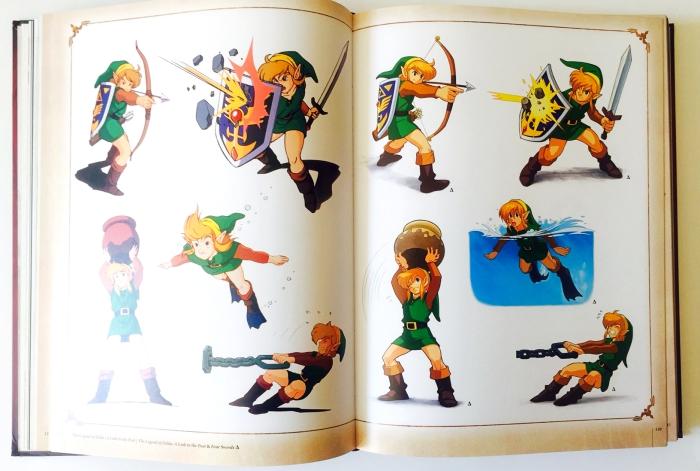 Nintendo Zelda Book