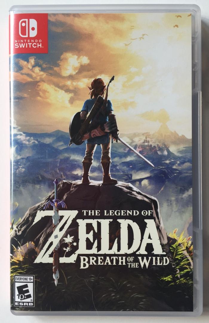 Nintendo Zelda Game