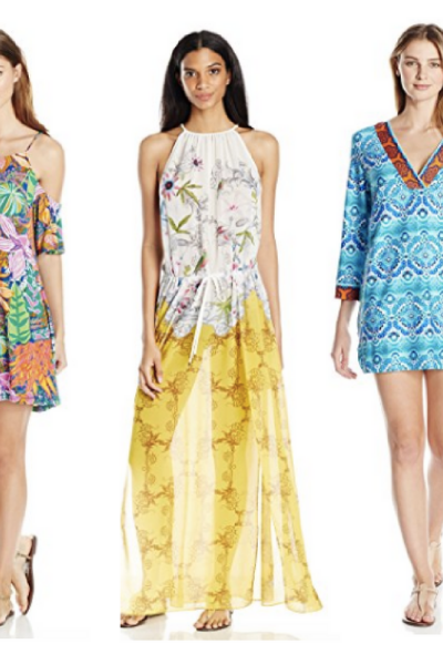 Fashion Find: Stylish Swimsuit Cover-Ups