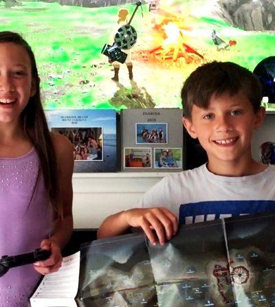Family Fun Gaming: Nintendo Switch Review