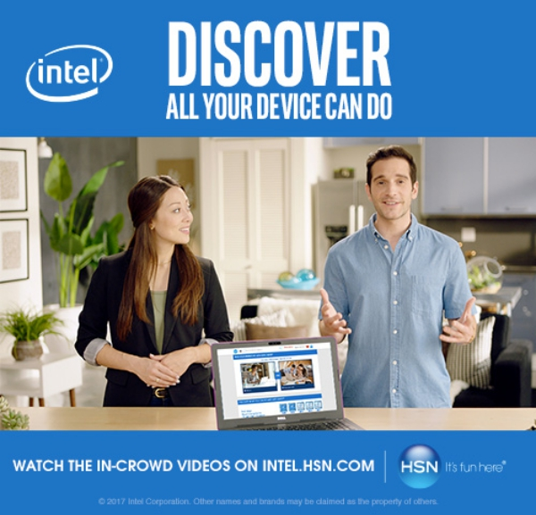 Intel The In Crowd