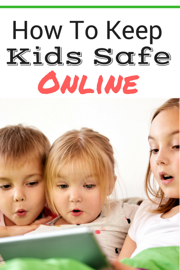 How To Keep Kids Safe Online - 2 Wired 2 Tired