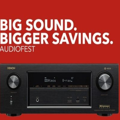 Make Sure You Don't Miss AudioFest at Best Buy