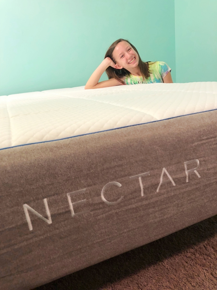 Nectar Mattress Review - Quilted Top
