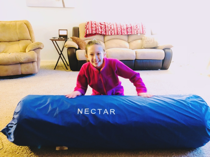 Nectar Mattress Review Unboxing