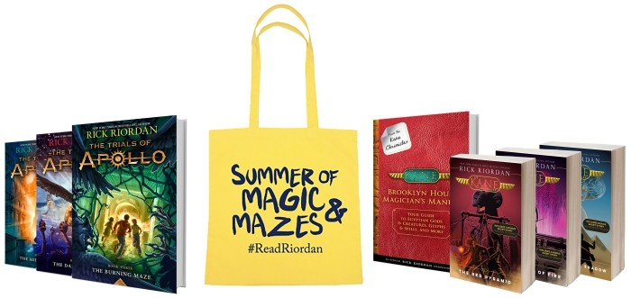 Summer of Magic & Mazes