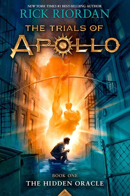 Trials of Apollo The Hidden Oracle