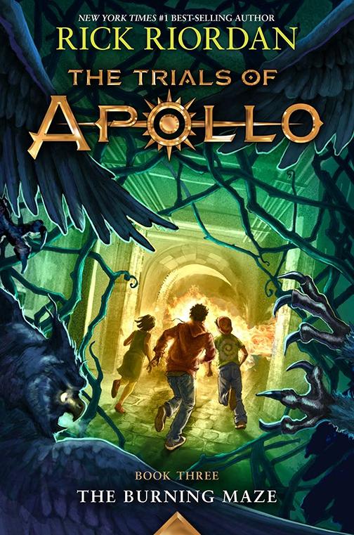 Trials of Apollo The Burning Maze