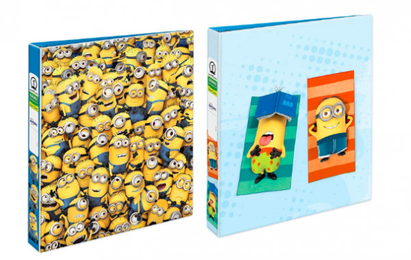 Avery Durable Despicable Me Binders