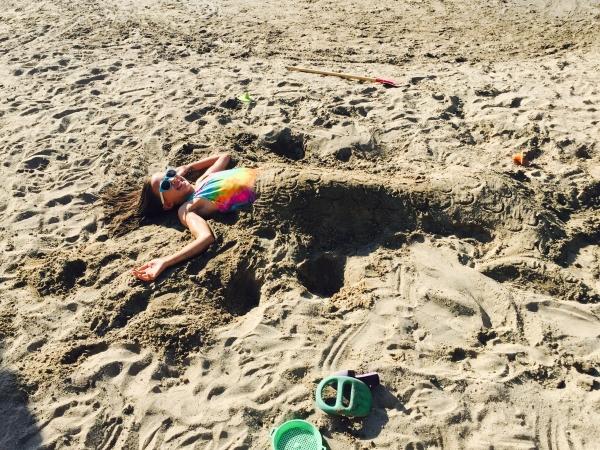 A&W Family Fun Nights Beach Fun
