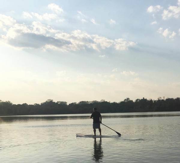 A&W Family Fun Nights Paddleboarding