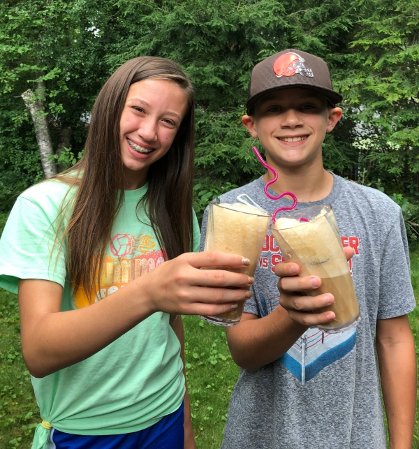 A&W Family Fun Nights Root Beer Floats