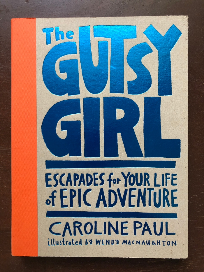 Gutsy Girl Book Review
