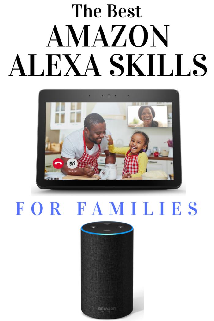 Best Amazon Alexa Skills For Families