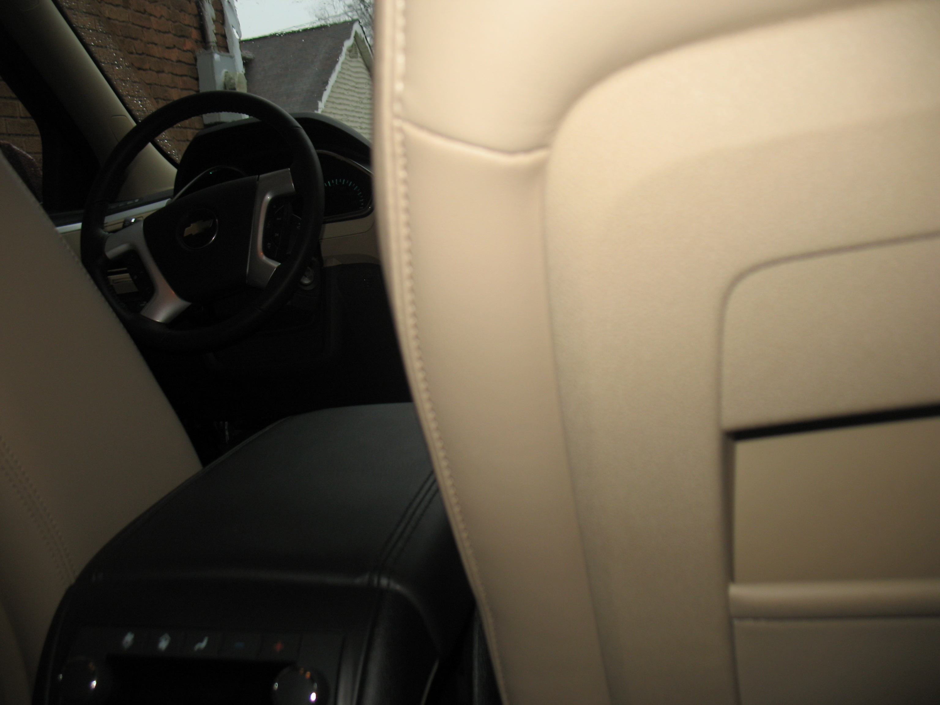 Chevy Traverse: The Preschool Point of View