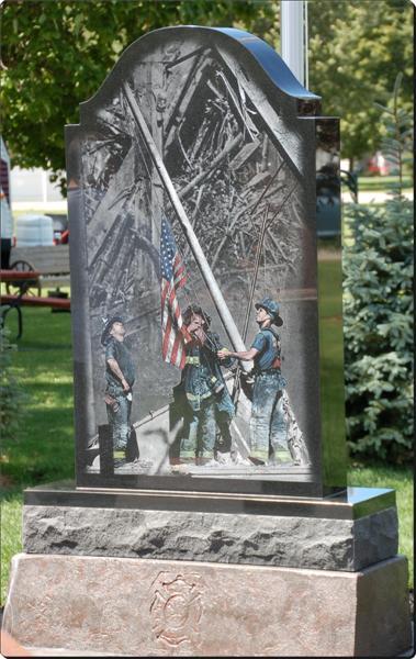 Eastern Michigan September 11th Memorial