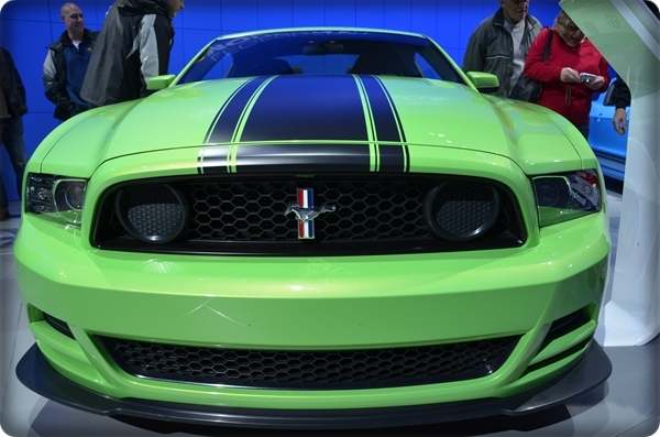 North American International Auto Show in Detroit Review