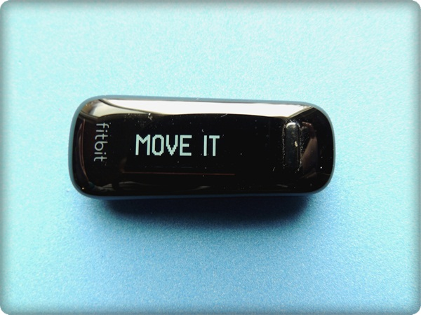 Tracking Sleep With The Fitbit One