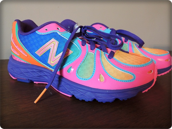 New Balance Rainbow Shoes